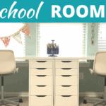 Homeschool Room Tour 2017