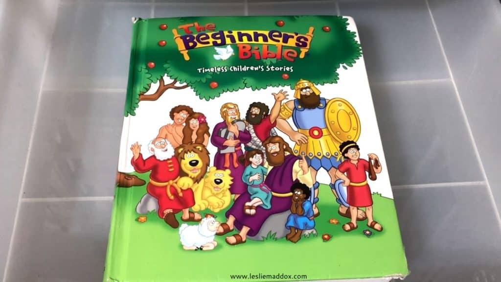 Homeschool Workboxes - Bible