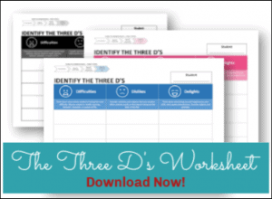 How to Homeschool - Three D's