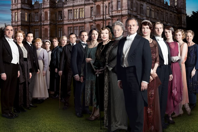 Some Thoughts on Downton Abbey (episode that aired 2/3/13) * SPOILERS *