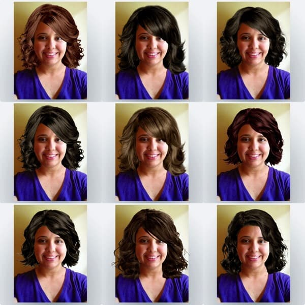 HairstyleCollage