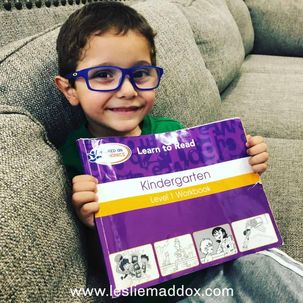 Homeschool Pre-K Curriculum - Mid-Year Update