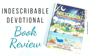 Indescribable Devotional Book Review