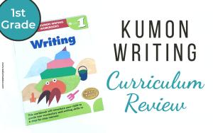 Kumon Writing Curriculum Review
