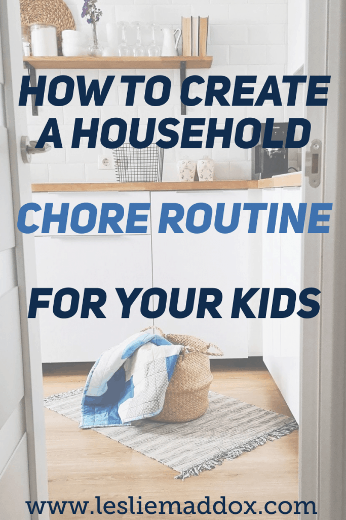 household chore