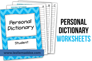 How to Combine Vocabulary and Dictionary Skills into One Activity