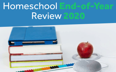 Homeschool Year Review 2020
