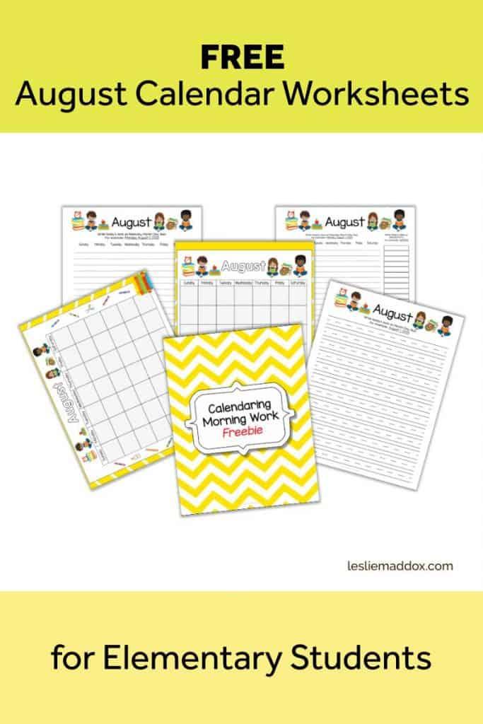printable homeschool worksheets
