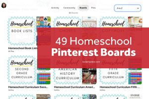 49 Home Education Pinterest Boards