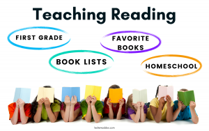 Favorite Books for First Graders